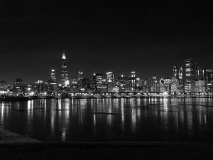 Contest - Urban Scenes In Black And White